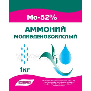 ammonij-molibdenovokislyj